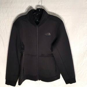 The North Face Bonded Zip Track Jacket ( L)